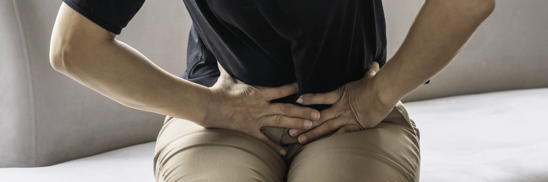 pain in the groin